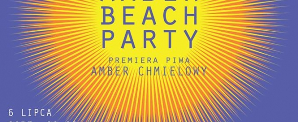 Amber Beach Party